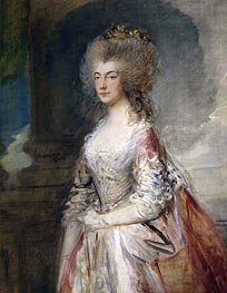Gainsborough | Anne, Duchess of Cumberland, 1783 | Giclée Canvas Print