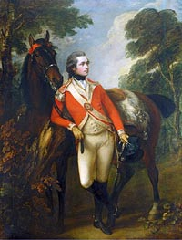 Gainsborough | John Hayes St Leger | Giclée Canvas Print