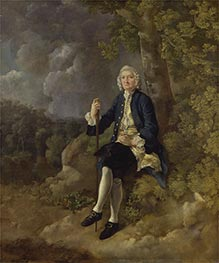 Gainsborough | Clayton Jones, c.1744/45 | Giclée Canvas Print