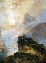 Thomas Moran | The Glory of the Canyon | Giclée Canvas Print