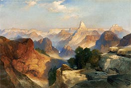 Thomas Moran | Grand Canyon, 1920 | Giclée Canvas Print