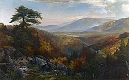Thomas Moran | Valley of the Catawissa in Autumn, c.1862 | Giclée Canvas Print