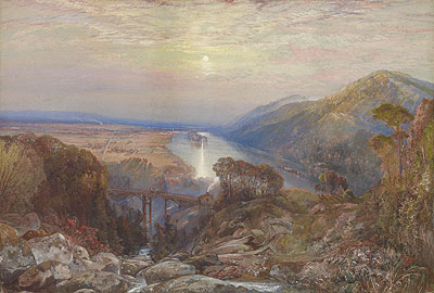 View of the Susquehanna, undated | Thomas Moran | Giclée Paper Print