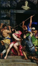 Titian | The Crowning with Thorns | Giclée Canvas Print