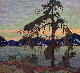 Tom Thomson | The Jack Pine, c.1916/17 | Giclée Canvas Print