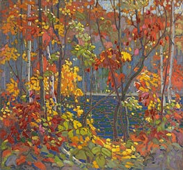 Tom Thomson | The Pool, c.1915/16 | Giclée Canvas Print