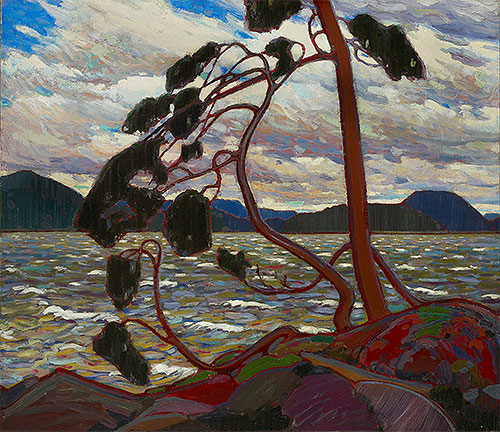 The West Wind, c.1916/17 | Tom Thomson | Painting Reproduction