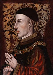 Unknown Master | King Henry V, 16th c | Giclée Canvas Print