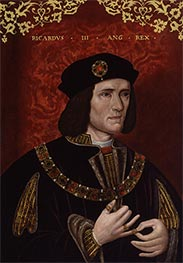 Unknown Master | King Richard III, late 16th c | Giclée Canvas Print