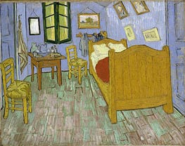 Vincent van Gogh | Vincent's Bedroom in Arles | Giclée Canvas Print