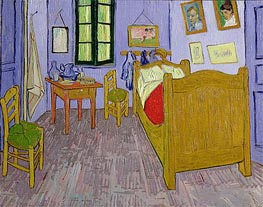 Vincent van Gogh | Van Gogh's Bedroom at Arles | Giclée Canvas Print