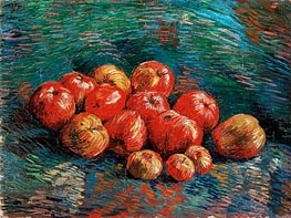 Vincent van Gogh | Still Life with Apples, 1887 | Giclée Canvas Print