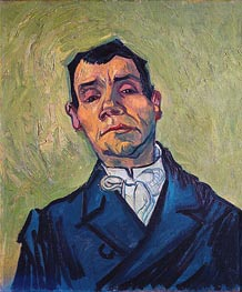 Vincent van Gogh | Portrait of a Man, 1888 | Giclée Canvas Print