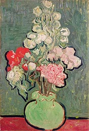 Vincent van Gogh | Bouquet of Flowers, 1890 | Giclée Canvas Print