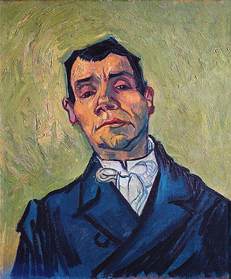 Portrait of a Man, 1888 | Vincent van Gogh | Giclée Canvas Print