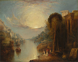 William Linton | Carthage, c.1830 | Giclée Canvas Print