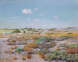 William Merritt Chase | Shinnecock Hills, c.1893/97 | Giclée Canvas Print
