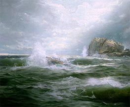 William Trost Richards | Clearing after the Storm | Giclée Canvas Print